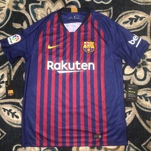 Nike Dri-FIT 2018/2019 FC Barcelona Home Jersey